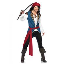 Pirate Scoundrel Men's 3pc Set