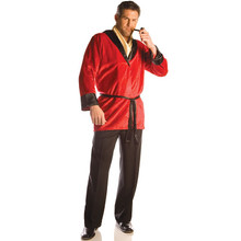 Men's Smoking Jacket Plus Size