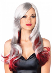 Allure Multi Color Long Wavy Wig Assorted Colors
