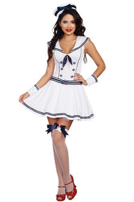 Boat Rockin Babe Sailor Costume
