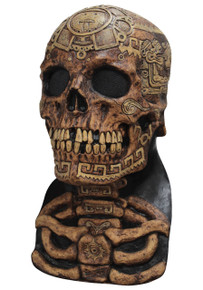 /aztec-skull-mask-with-neck-covered/