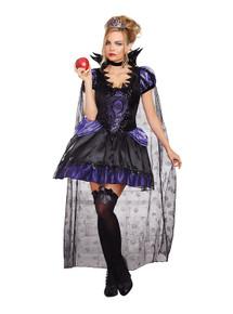 Women's The Evil Queen Costume