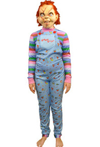 Child's Play 2  Good Guy Costume Kids One Size