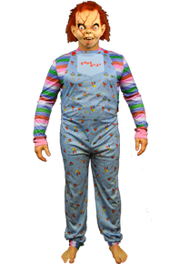 Child's Play 2  Good Guy Costume Adult One Size (TTUS116)
