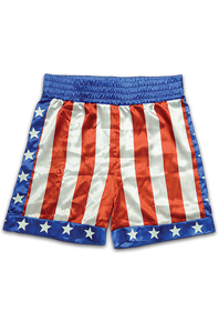 Apollo Creed Trunks Adult One Size Rocky