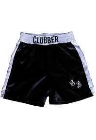 Rocky III Clubber Lane Trunks Adult One Size Boxing Shorts