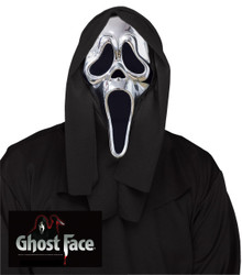 /ghost-face-25th-silver-anniversary-limited-edition-mask-with-hood-and-certificate-of-authenticity-included-inside/