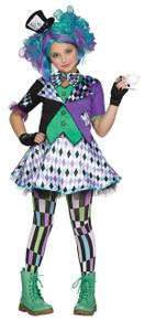 Mad Hatter Child's Costume