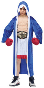 Champ Child's Boxer Costume