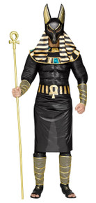 Anubis Adult Egyptian Costume