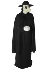 Doctor Peste Costume and Mask
