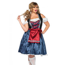 Beerfest Beauty German Full Figure Dress (85598X)