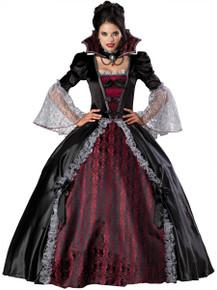 Rent: Vampiress of Versailles Deluxe Ballroom Gown