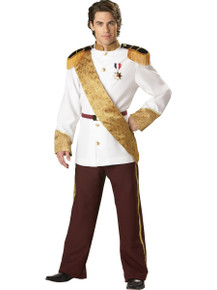 Rent: Prince Charming Adult Men's Costume