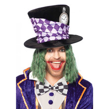 Mad Hatter Oversized Top Hat