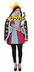 Queen of Cards Costume