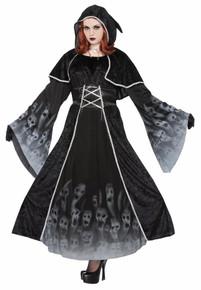 Forsaken Souls Dress with Hood Full Figured 18/22