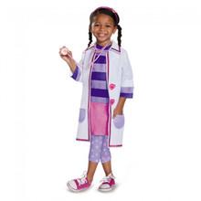 Doc McStuffins Licensed Disney Junior Veterinarian Childs Costume