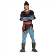 Kristoff Deluxe Mens Adult Costume
