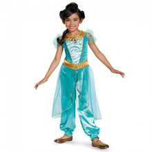 Disney Princess Deluxe Jasmine Child Costume
