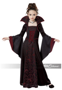 Royal Vampire Childs Costume