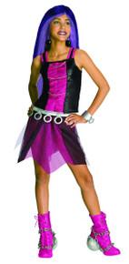 Monster High Girl's Spectra Vondergeist Licensed Costume