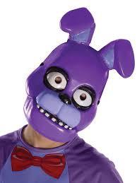 Five Nights at Freddy's Child PVC Mask - Bonnie