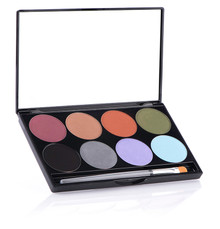 INtense Pressed Eyeshadow Powder Pallet - Earth