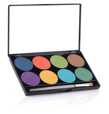 INtense Pressed Eyeshadow Powder Pallet - Wind