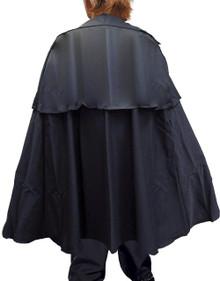 Dickens Cape Coat Black Adult