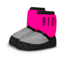 Ladies Warm Up Booties Two-Tone Assorted Colors Available