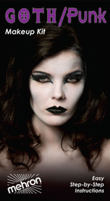 Gothic / Punk Premium Makeup Kit