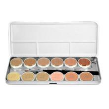MediaPro Concealer Palette 12 Colors Creme