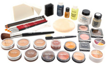 Master Production Makeup Kit Film and Video Kit