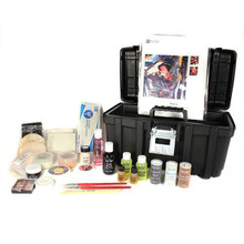 Basic Moulage Training Kit with Tackle Box