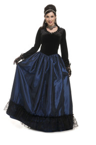 Dark Victorian Princess Adult Costume