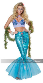 Mermaid Deluxe Costume
