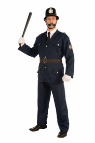 British Bobby Men's Police Costume
