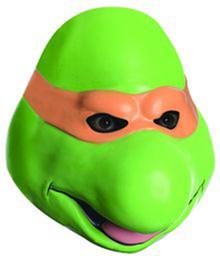 Michelangelo Overhead Latex Mask TMNT