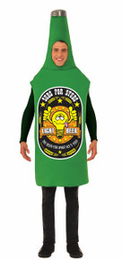 Beer Bottle Costume Adult Gag Costume