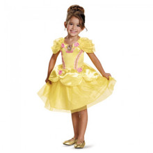 Disney Princess Belle Toddler Dress & Cameo Beauty and the Beast