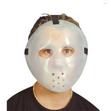Hockey Mask Glow in the Dark Straight from Jason's Closet