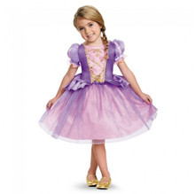 Disney Rapunzel Girl's Toddler Classic Dress