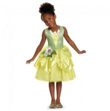 Disney Princess Tiana Classic Girl's Dress