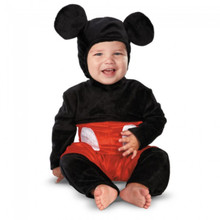 Disney Mickey Mouse Deluxe Plush Infant Costume