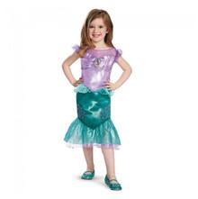 Disney Princess Ariel Toddler Deluxe Little Mermaid Costume