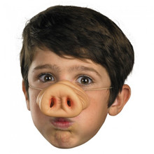 Pig Nose with Elastic Ages 4+