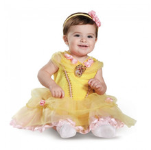 Disney Princess Belle Classic Infant Dress Beauty and the Beast