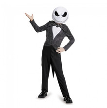Nightmare Before Christmas Child's Jack Skellington Costume w/ Mask