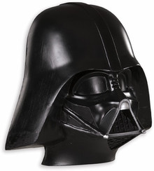 Darth Vader Full Frontal Mask with two elastic straps